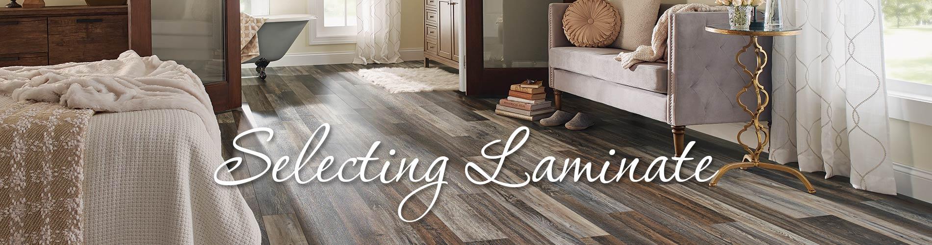 Selecting Laminate